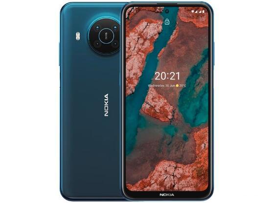 Nokia x20 Comments: un téléphone 5G moyen robuste mais discret avec une bonne durée de vie de la batterie✓Un corps solide