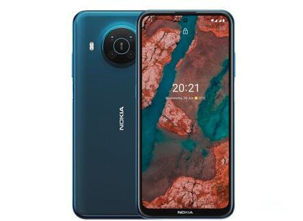 Nokia x20 Commentaire: Oui, mais pas assez