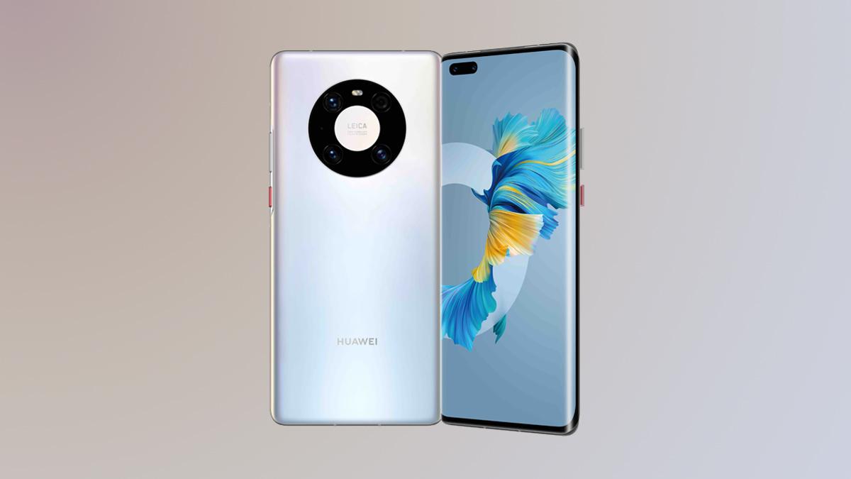Huawei lance la variante 4G du Mate 40 Pro et du Mate X2