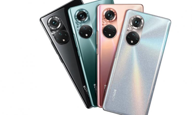 La série Honor 50 est sortie avec un design à double miroir et Snapdragon 778G