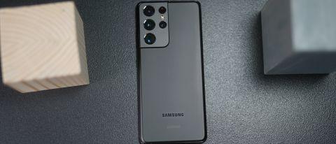 Test du Samsung Galaxy S21 Ultra