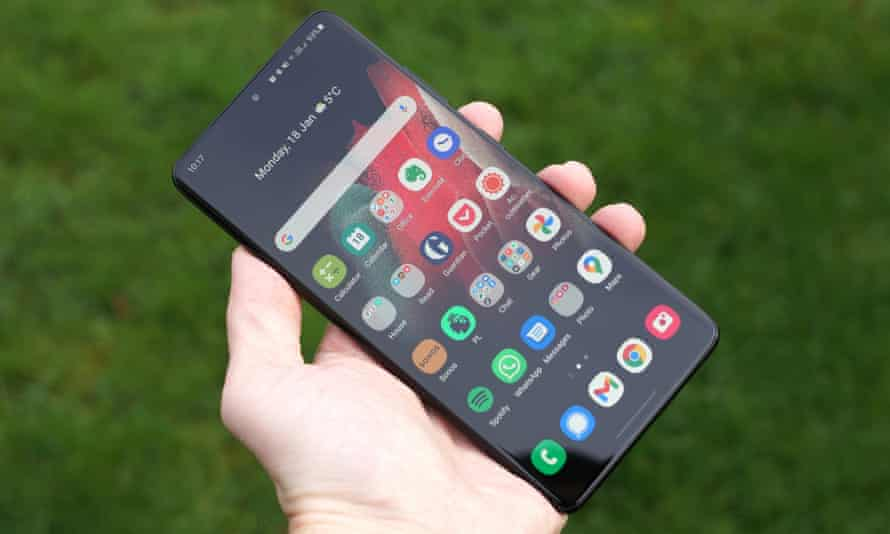 Test du Samsung Galaxy S21 Ultra : le nouveau roi des téléphones Android、