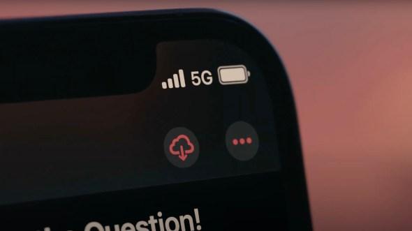 Le problème de la faiblesse soudaine du réseau sur iPhone 12