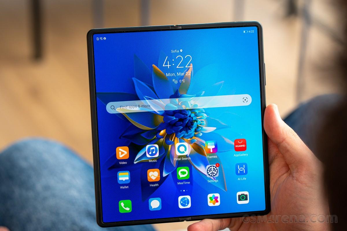 Huawei Mate X2 avis