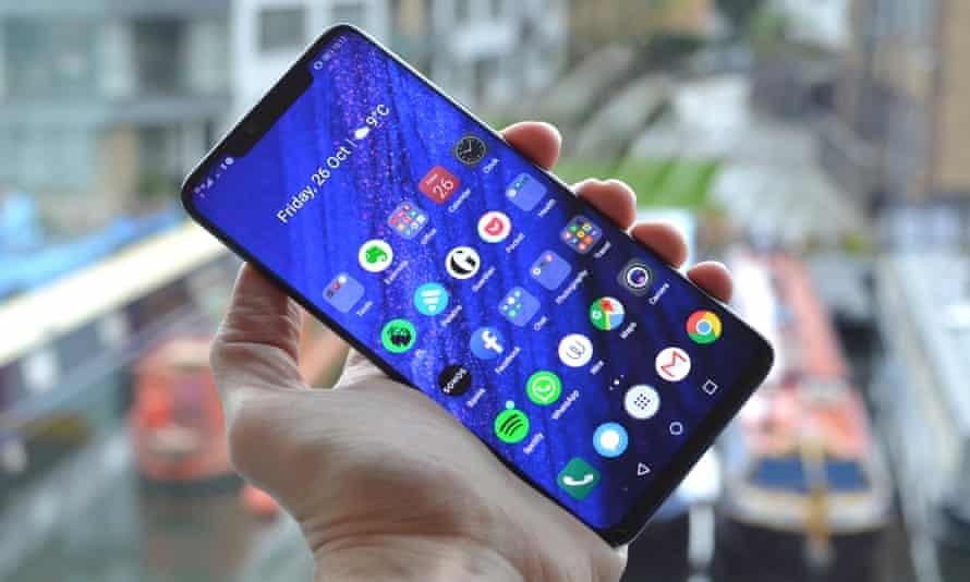 Huawei Mate 20 Pro examen: brillance de pointe