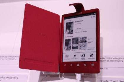 La liseuse Sony PRS-T3 repérée à l'IFA