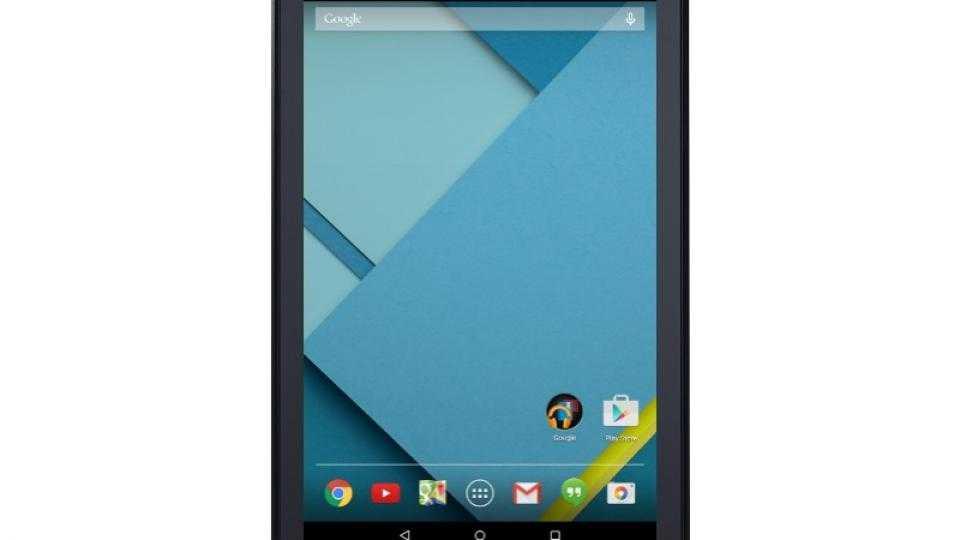 Google Nexus 7 Google Nexus 7 (2013): Maintenant avec Marshmallow, mais est-ce que ça vaut toujours la peine d'acheter ?