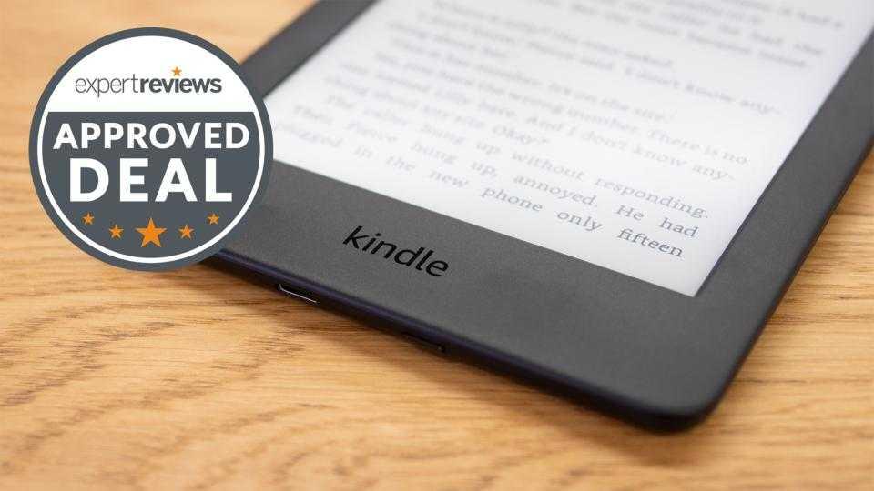 Kindle Paperwhite au prix le plus bas jamais enregistré